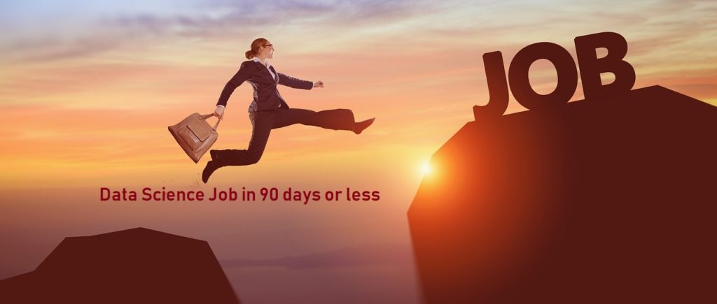 Data Science Job in 90 days – Book Review